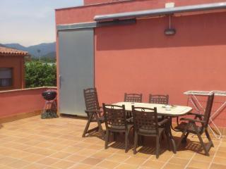 Atico con terraza y vistas al montseny, Montseny