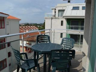 Apto en Sanxenxo con terraza y garaje a 5min playa