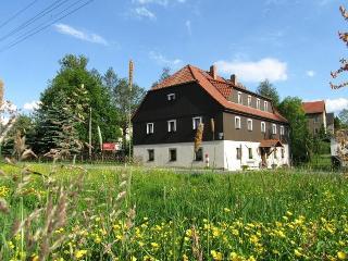 Landstreicherhaus mit 3 Fewos, Stolpen
