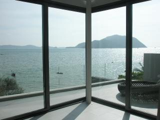 View to Lone island from guest suite