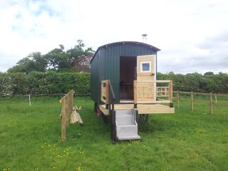 Shepherds Hut, Upton upon Severn