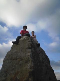 Cork Stone , Stanton Moor