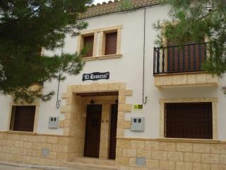 El Romeral, Castillo de Garcimuñoz
