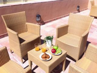 New duplex apartment. free wifi. A/C terrace. City, Seville