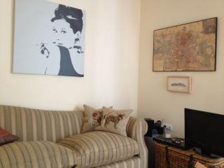 Acogedor apartamento en triángulo del arte Madrid