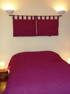 Double bed, Second Floor Apartment