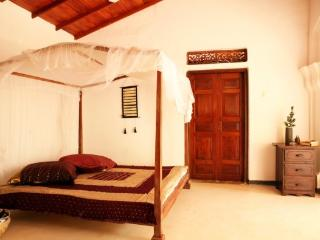 Family rooms in a colonial house