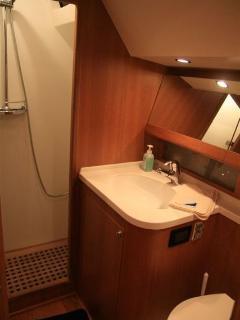 bagno ospiti con box doccia