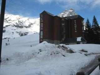 Ski in ski out, central, cozy flat wifi included, Breuil-Cervinia