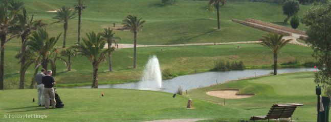 View of Gramacho Golf Course