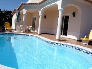 The pool and outside terraces