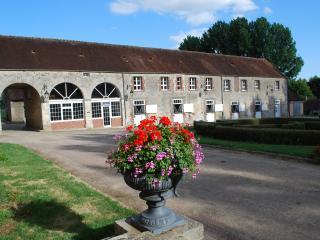 Haras du Gazon: Gîte Almé, Falaise