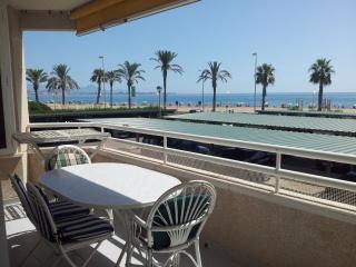 Primera línea de playa, en Alicante