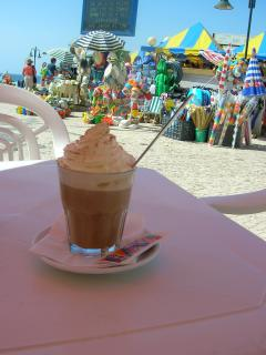 Best Cappucino in Luz - Cafe Habana