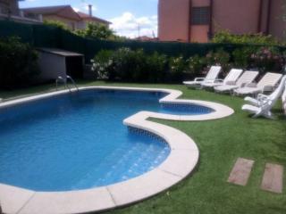 Casa con piscina en las afueras de Barcelona