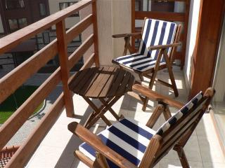 Predela Studio balcony