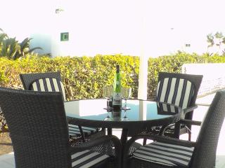 Seating on Pool Terrace, Ideal for Al Fresco Dining.