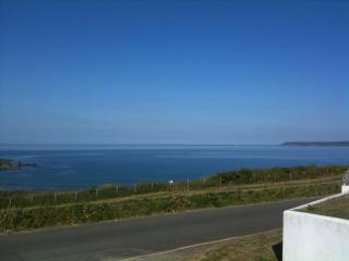 View from the drive to the west & Ringmore
