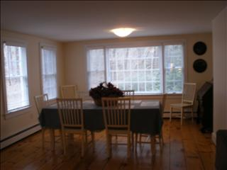 Dining Room is open to the kitchen