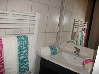 Salle de bain gîte Catherine