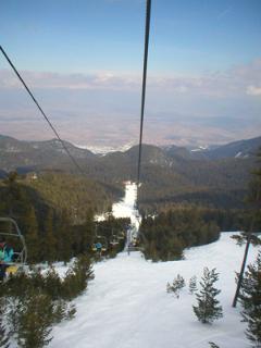Bansko mountain