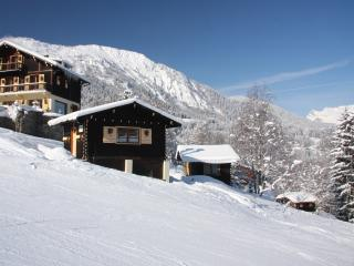 Ski in, ski out - there is nowhere closer to the ski piste!