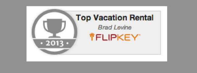 Top Vacation Rental Badge