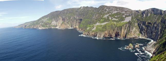 Cliffs at Slieve League