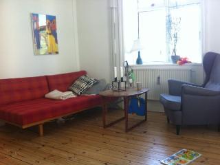 Kid-friendly Copenhagen apartment at Noerrebro