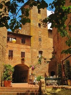 Borgo medievale di Certaldo Alto