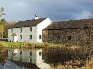 22 acres of idyllic seclusion in the Lake District National Park