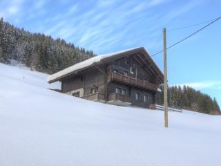 Chalet Bellevue, Val-d'Illiez