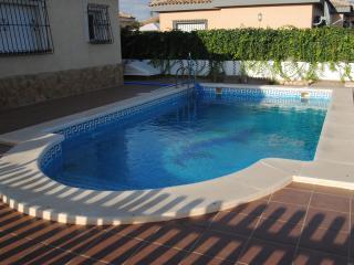 chalet  con piscina, Murcia