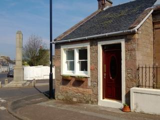 The Old Sweetie Shop,cottage in village location,, Maybole