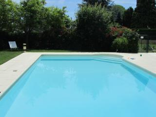 Riverside House , with pool ,highly refurbished sleeps  8-10