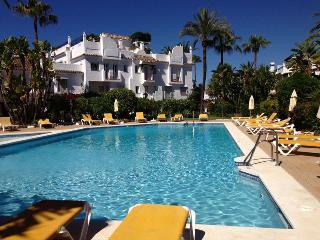 Ground floor apartment, 100 m to San Pedro Beach, Marbella