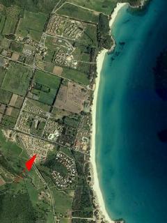 ubicazione a 600 m dalla straordinaria spiaggia di cala Sinzias