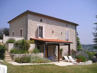Domaine Lapeze Les Terrasses, Montcuq