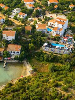 Holidays in Croatia of Island Pag - Novalja Potocnica Novalija, Croatia Accommodation Island Pag