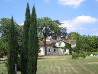 La Grange Polignac, Gondrin