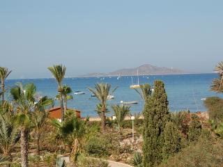 View of Mar Menor from terrace