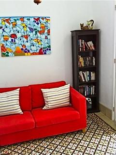 Library / bedroom