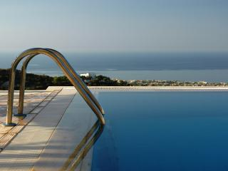 Sea view from the Pool