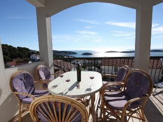 Apart. Theresa- magnificent sea view, Hvar