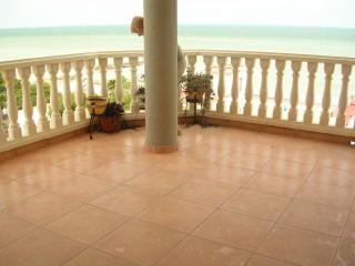 Apartamento 1a linea playa de Moncofar