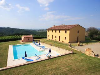 Villa Gialla, San Gimignano