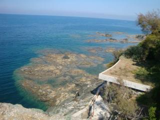 Small villa on Castiglioncello's reef