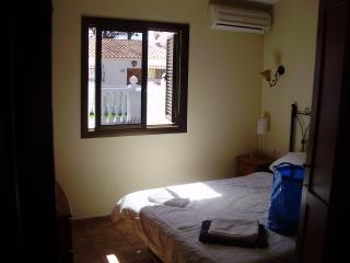 Double Bedroom with air conditioning.
