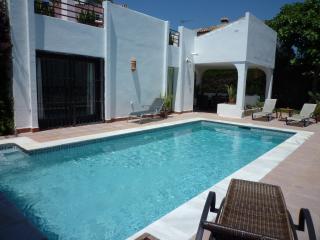 Private pool 7.5m x 3.5m