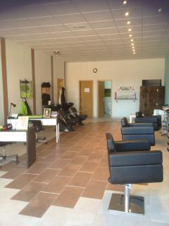 Hair & Beauty Salon interior
